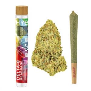 DELTA 8 THC PRE-ROLL – HEADBAND