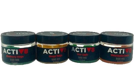 activ8 delta 8 gummies