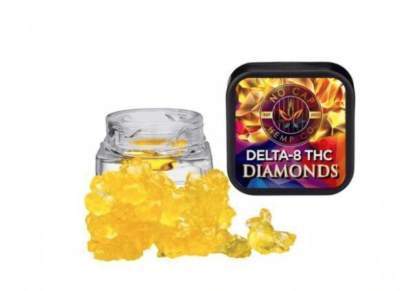 delta 8 thc diamonds